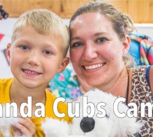 Panda Cubs Camp