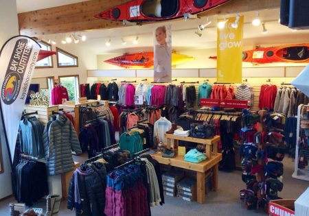 Bay Shore Outfitters Sister Bay, WI Adventure Outfitters