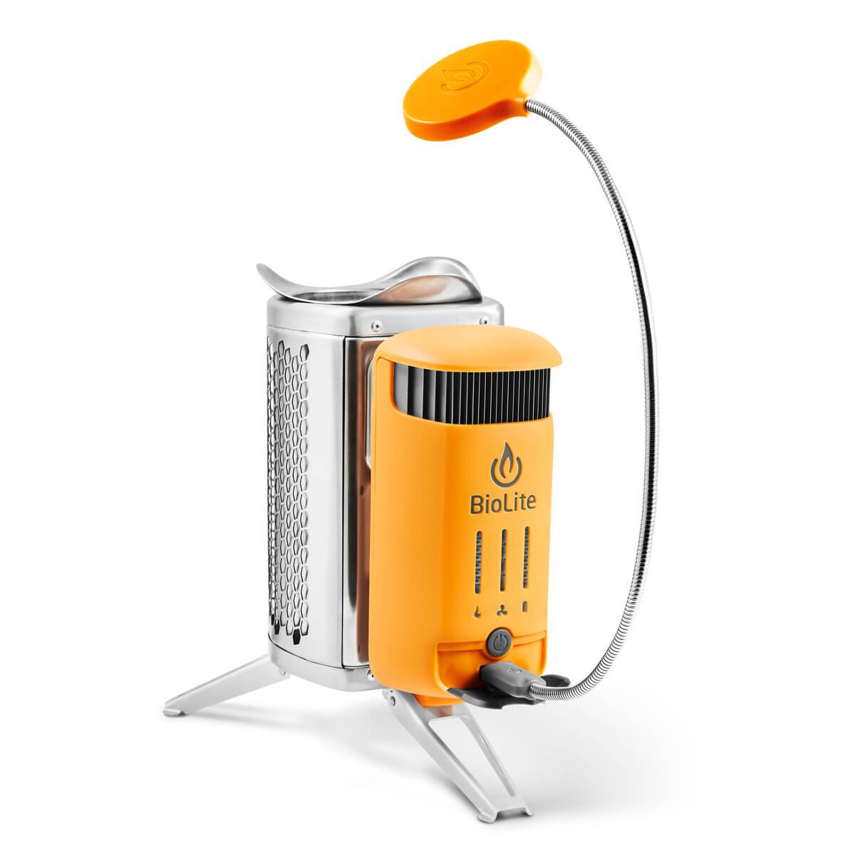 BioLite Campstove w/flex light