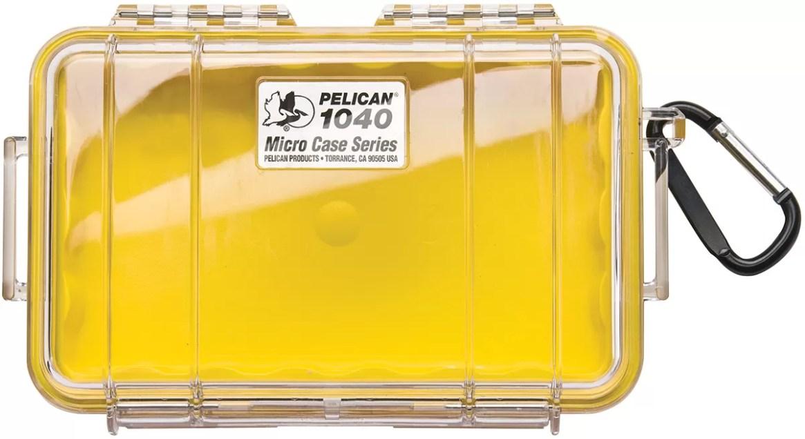 PELICAN Micro Dry Case 1040