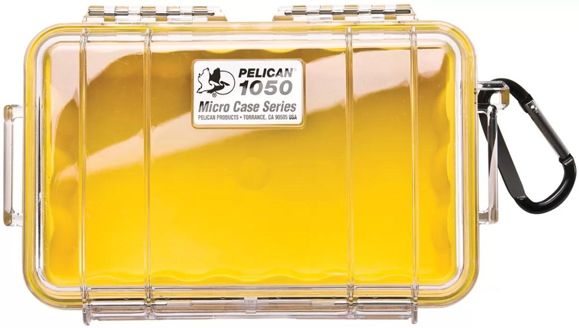 PELICAN Micro Dry Case 1050