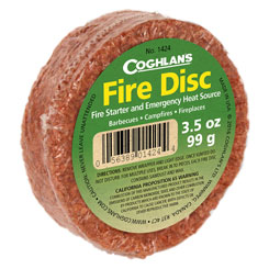 Liberty Coghlan's Fire Disc