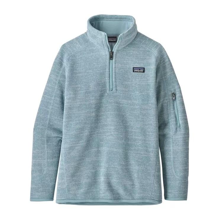 Patagonia Girls Better Sweater 1/4Zip