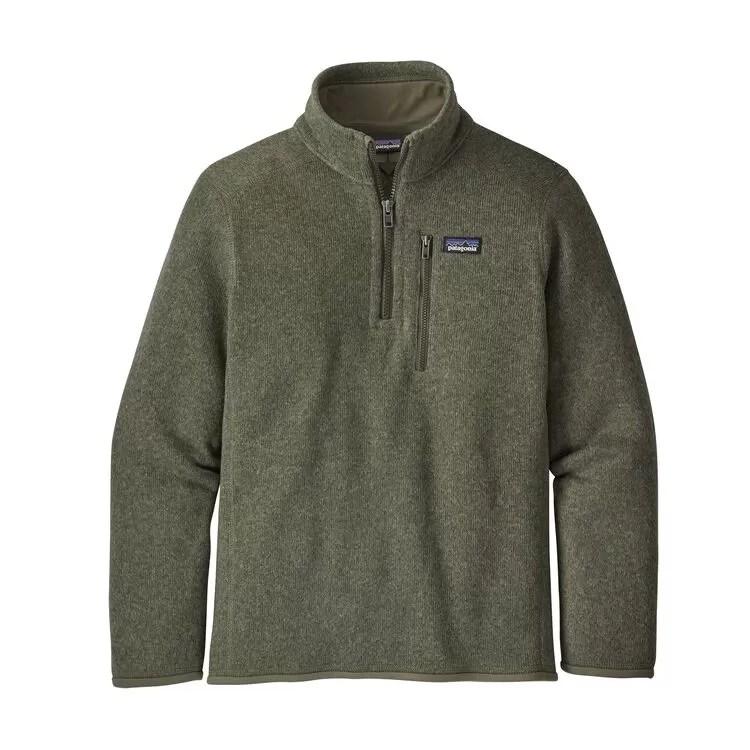 Patagonia Boys Better Sweater 1/4zip