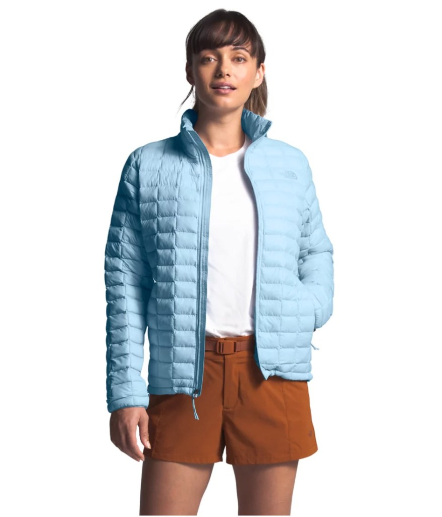 TNF W Eco Thermoball Jacket