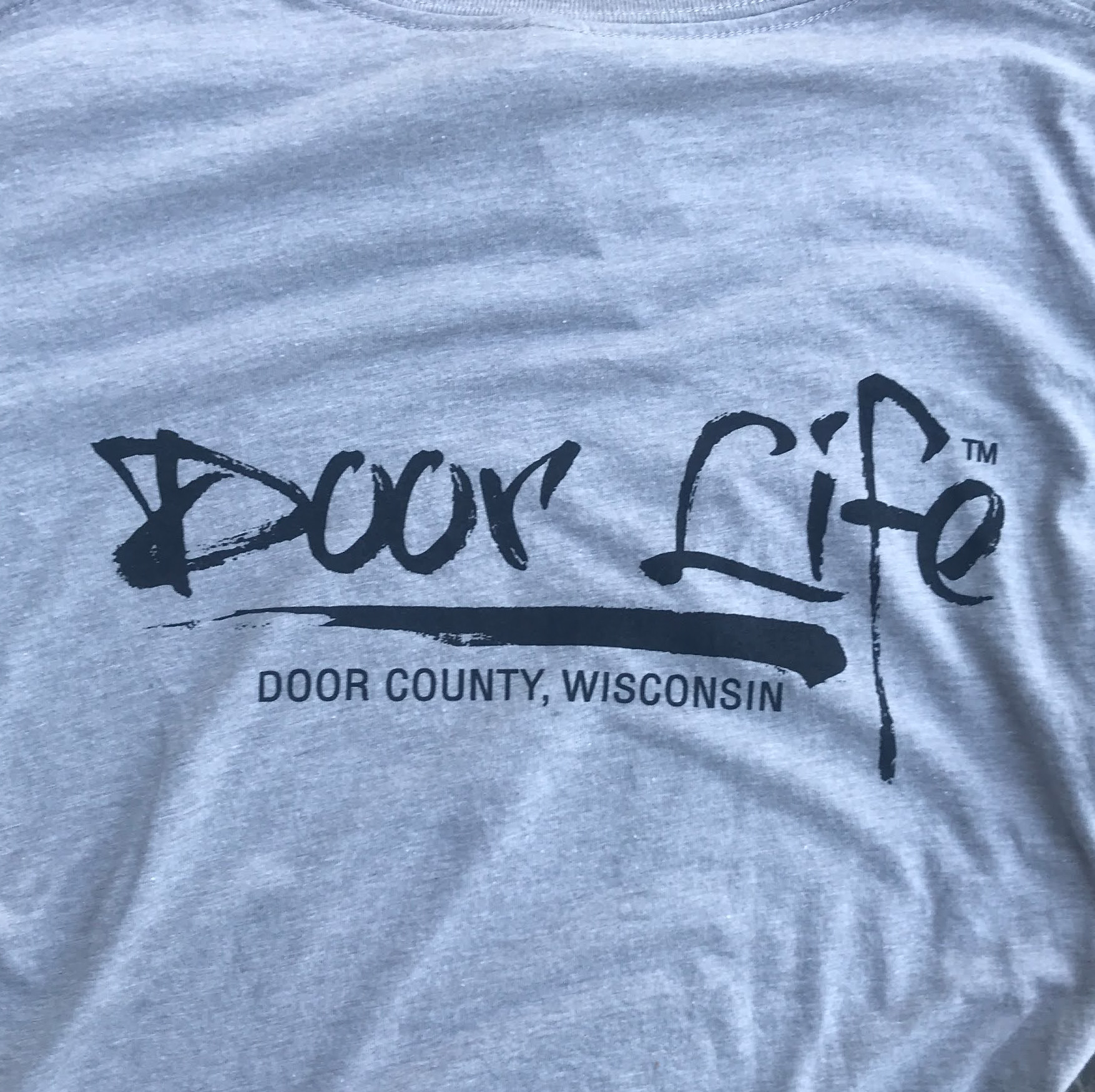 Door Life L/S Tee Shirt