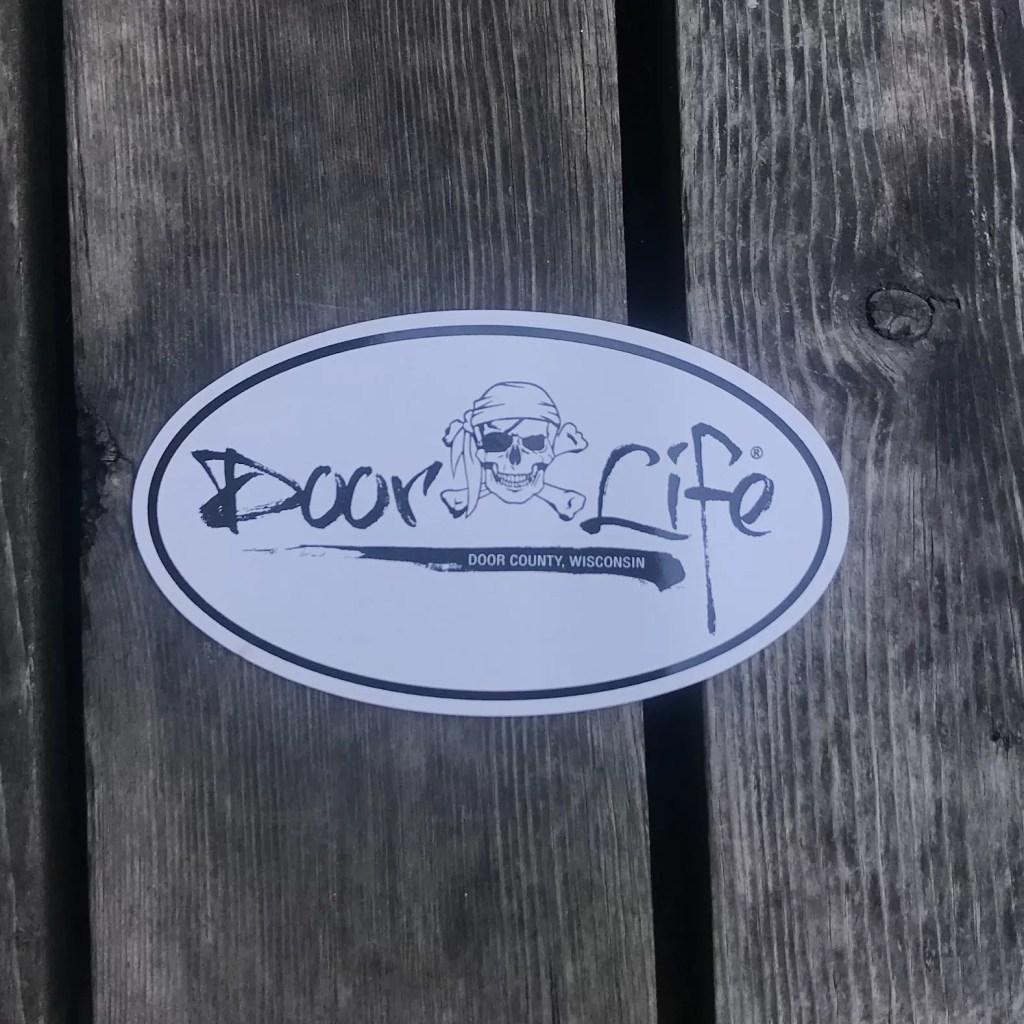 Door Life Magnet