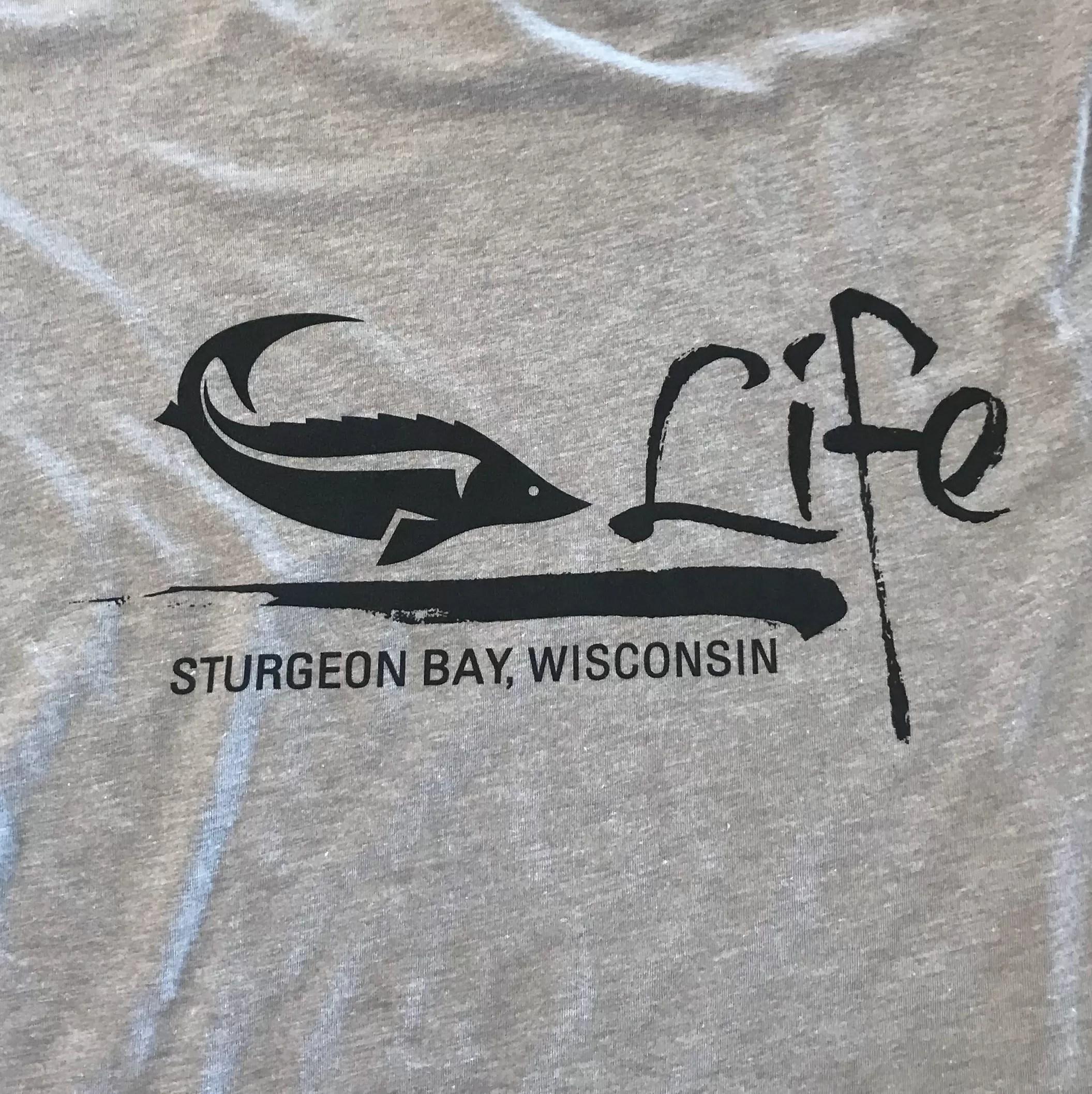 Sturgeon Bay Life L/S Tee