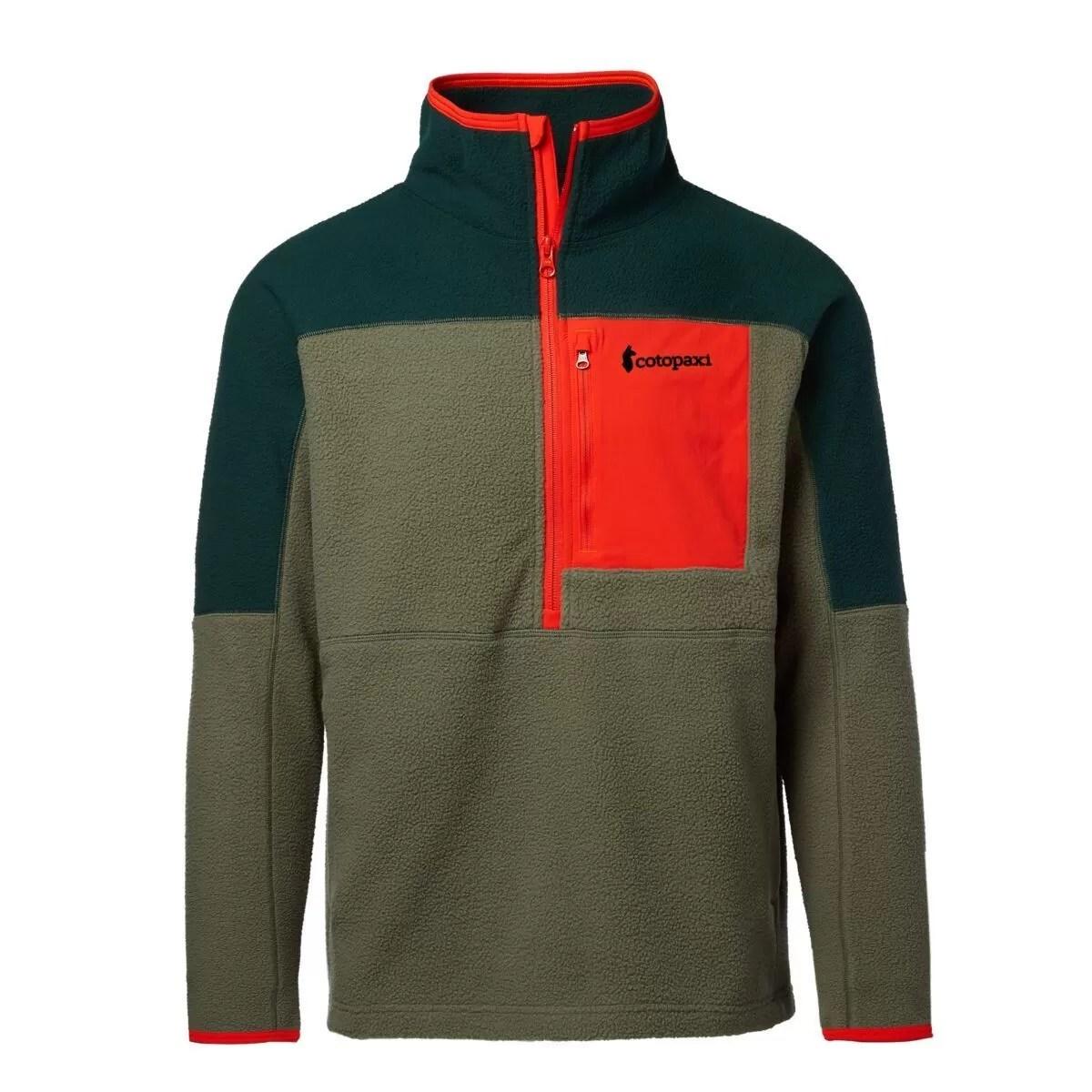 Cotopaxi M Dorado Half-Zip Fleece Jacket