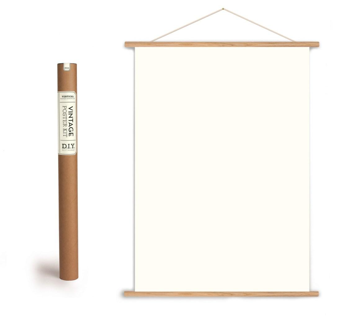 Cavallini Poster Kit
