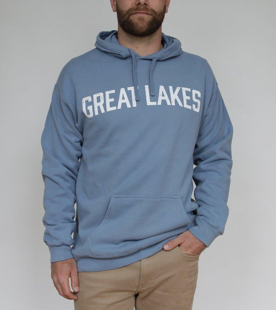 Great Lakes Weathered Hoodie