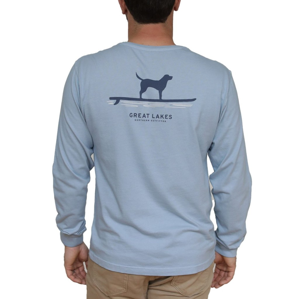 Great Lakes L/S Paddle Pup