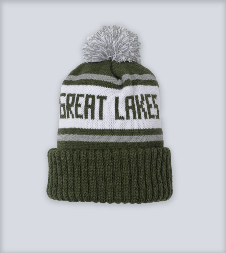Great Lakes Winter Knit Hat