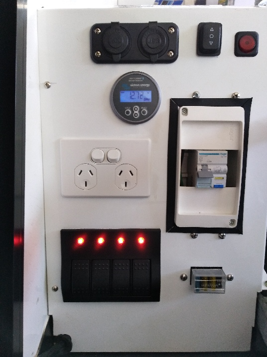 12v Electrical Systems Custom Built For Your Camper