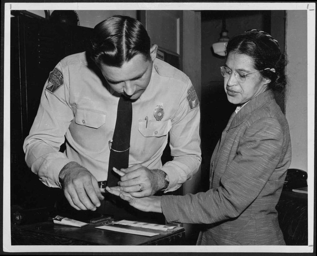 Remembering Martin Luther King Jr Spotlight Rosa Parks