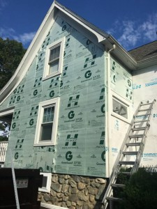 beverly siding project