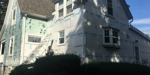 new vinyl siding in Beverly MA