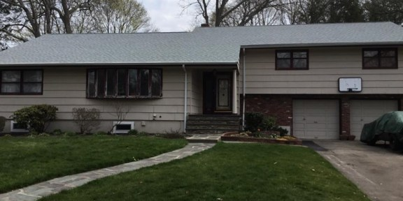 finished roof in Brockton MA