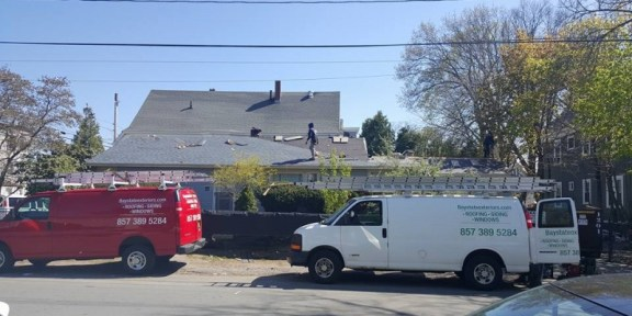 roof installation Lawrence MA