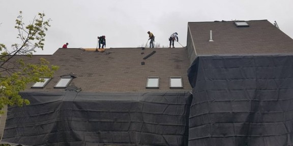 roof replacement Somerville MA