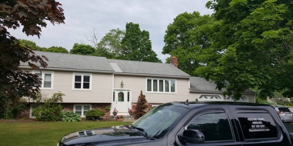 roof repair West Peabody MA