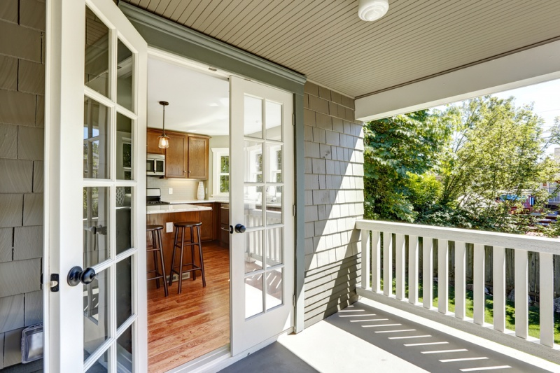 What Is The Difference Between A French Door And A Patio Door?