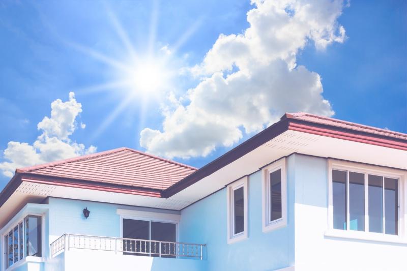 How Does Summer Heat Affect Your Roof?