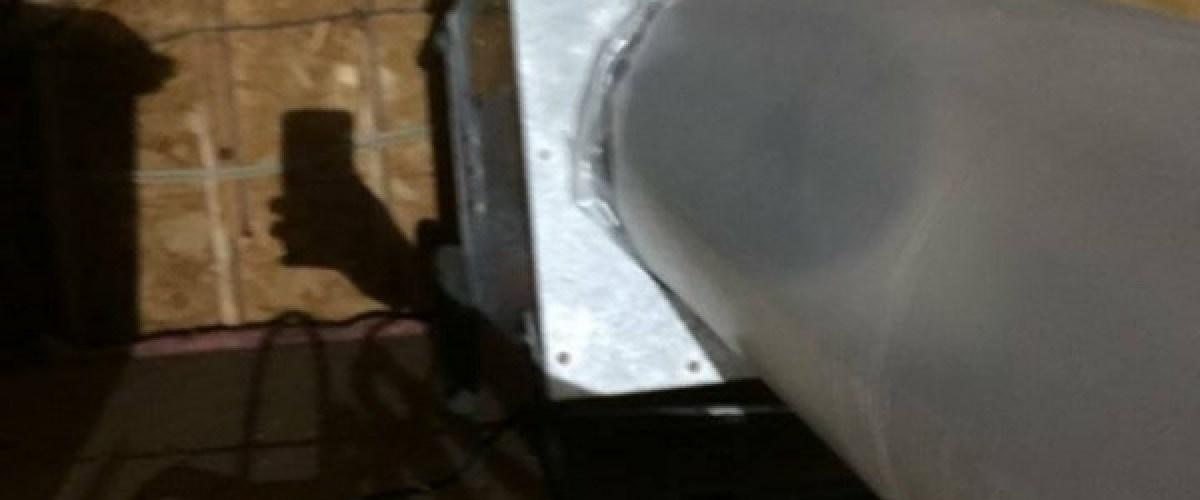 Attic mold removal