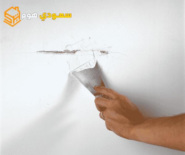 شركة معالجة شروخ الجدران بحي الشفا