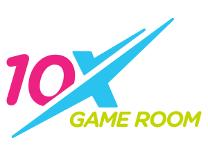 10X Gamer Room Logo