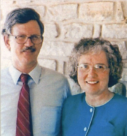 Picture Jim and Lydia
