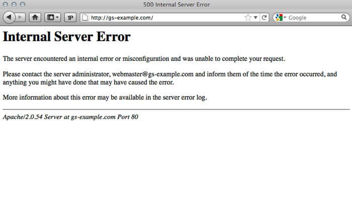 500 Server Error Hatası Nedir? ve Nasıl Düzeltilir - Baytronik