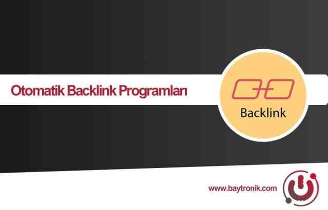 En Sık Kullanılan Backlink Programları ve Web Siteleri