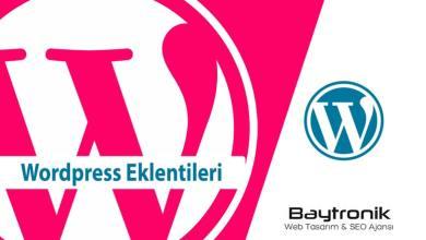 Photo of WordPress Eklentileri İşinin Profesyonellerine