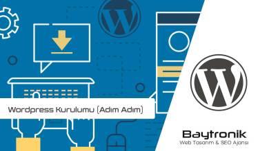 Photo of Adım Adım WordPress Kurulumu