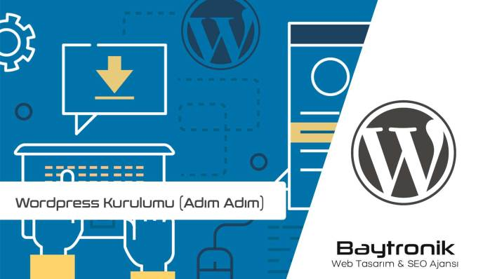 adım adım wordpress