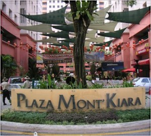 BAYU office Plaza Mont kiara