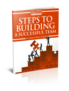 Steps To Building a Successful Team eCourse