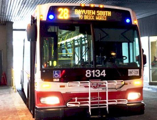 28 bus 550