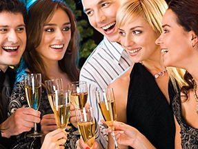 Parties and Events at Bayview Hall, Chesapeake Beach MD