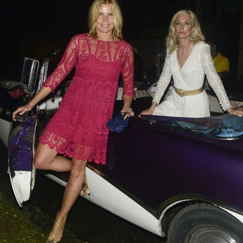 These two women just had a film premiere in Havana Cuba [Photos]
