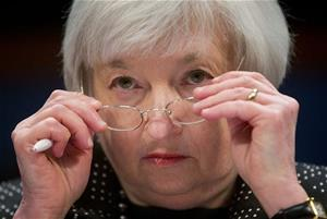 9 years later, the feds in America have raised their rates