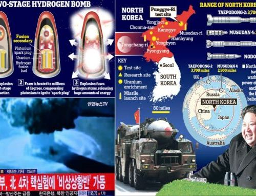 North Korea could declare NUCLEAR WAR says former British Ambassador to pariah state