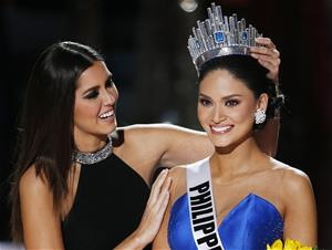Miss Universe: No, sorry, no sharing the crown here guys