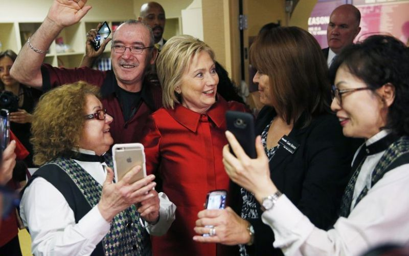 """Hillary Clinton and those """"Super Predator"""" Remarks:  TOP STORY"""