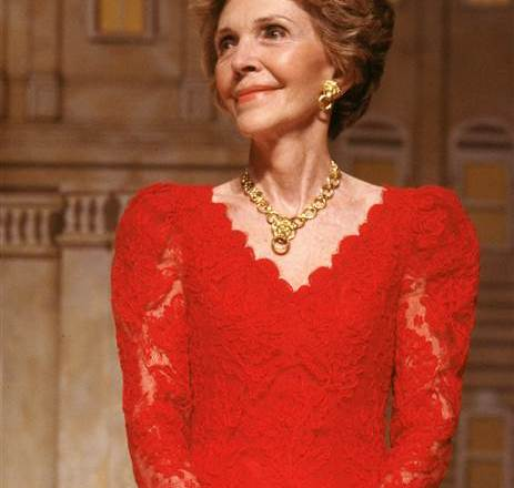 BREAKING NEWS: Former first lady of the U.S,  Nancy Reagan, dead at 94