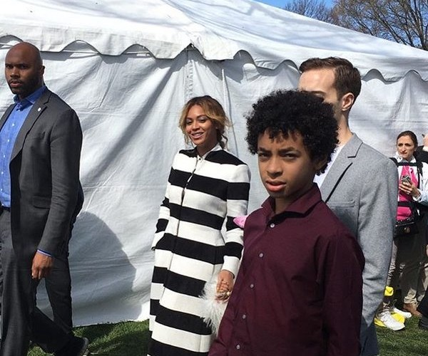 PHOTOS: The Carter's attend White House Easter Egg Hunt