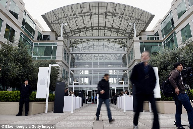 Suicide? Apple's headquarters on lockdown after apparent suicide attempt