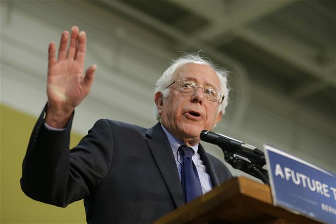 Bernie Sanders: I'm Laying Off Campaign Staff