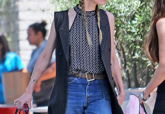 PHOTO EXCLUSIVE:  Amber Heard caught with  ex Tasya Van Ree weeks after Depp split